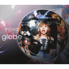 globe/8 YEARS Clips Collection+3(Blu-ray Disc)