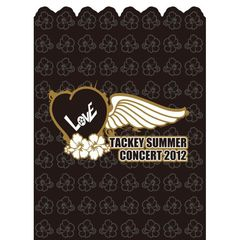 "滝沢秀明/TACKEY SUMMER ""LOVE"" CONCERT 2012<初回生産限定>"