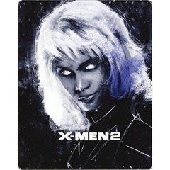 X-MEN2 <スチールブック仕様/650セット完全数量限定生産>(Blu-ray Disc)