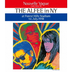 THE ALFEE/THE ALFEE in NY at Forest Hills Stadium 1st July,1998(Blu-ray)