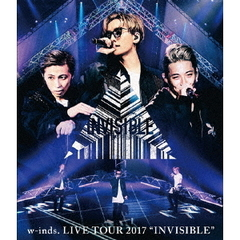 "w-inds./w-inds. LIVE TOUR 2017 ""INVISIBLE"" <通常盤>(Blu-ray Disc)"