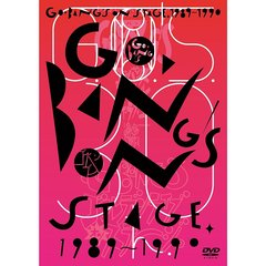 GO-BANG'S/GO-BANG'S ON STAGE 1989‐1990