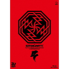 ROTTENGRAFFTY/PLAY ALL AROUND JAPAN TOUR 2018 in 日本武道館 初回限定版(Blu-ray Disc)