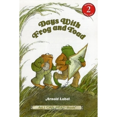 【洋書】Days with Frog and Toad