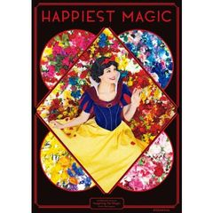 TOKYO DISNEY RESORT Photography Project Imagining the Magic Photographer Mika Ninagawa HAPPIEST MAGIC【入荷予約】