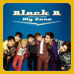 Block B/My Zone(通常盤)