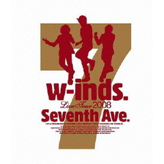 "w-inds./w-inds. Live Tour 2008 ""Seventh Ave.""(Blu-ray Disc)"