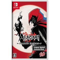 Nintendo Switch Aragami:Shadow Edition
