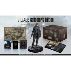 PS4 BIOHAZARD VILLAGE Z Version COLLECTOR'S EDITION