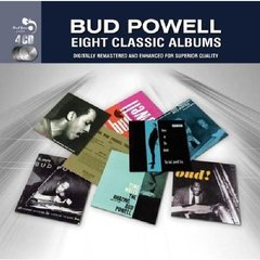 BUD POWELL/EIGHT CLASSIC ALBUMS(4枚組)(輸入盤)