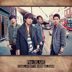 4TH MINI ALBUM : RE:BLUE(輸入盤)