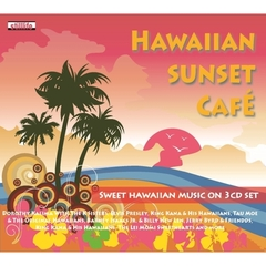 【輸入盤】HAWAIIAN SUNSET CAFE