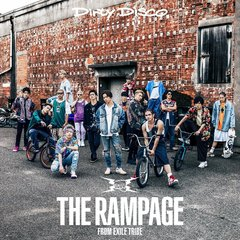 THE RAMPAGE from EXILE TRIBE/Dirty Disco(DVD付)