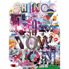 SHINee/SHINee THE BEST FROM NOW ON(完全初回生産限定盤A/2CD+Blu-ray+PHOTO BOOKLET)(外付特典:「SHINee THE BEST FROM NOW ON」オリジナル ポスター(B2サイズ)付き)