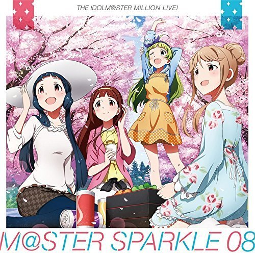 THE IDOLM@STER MILLION LIVE! M@STER SPARKLE 08(特典なしCDのみ)
