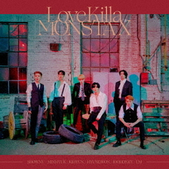MONSTA X/Love Killa -Japanese ver.-(初回限定盤A/CD+DVD)