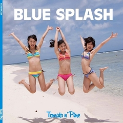 BLUE SPLASH【DVD+写真集】(DVD)