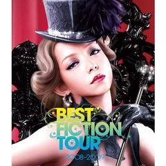 安室奈美恵/namie amuro BEST FICTION TOUR 2008-2009 <数量限定生産盤>(Blu-ray)