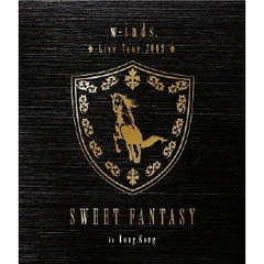 "w-inds./w-inds. Live Tour 2009 ""Sweet Fantasy"" in Hong Kong(Blu-ray Disc)"