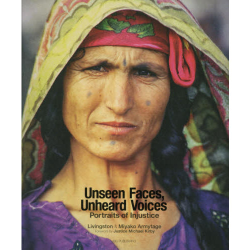 Unseen Faces,Unheard Voices Portraits of Injustice