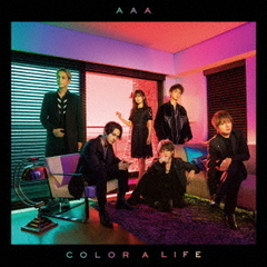 AAA/COLOR A LIFE(初回生産限定盤/CD+Blu-ray)