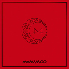 MAMAMOO/7TH MINI ALBUM : RED MOON(輸入盤)