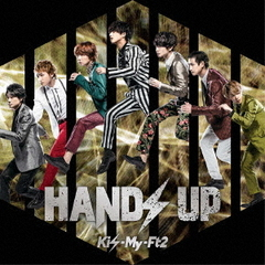 Kis-My-Ft2/HANDS UP(初回盤A/CD+DVD)