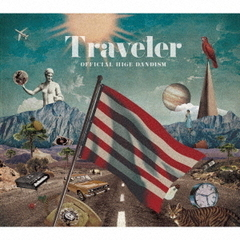 Official髭男dism/Traveler(通常盤/CD only)(限定特典なし)