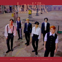 MONSTA X/Love Killa -Japanese ver.-(初回限定盤B/CD)