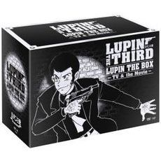 LUPIN THE BOX -TV&the Movie- <初回生産限定>