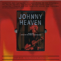浅井健一/Johnny Heaven -Johnny Hell Tour DVD- <初回生産限定盤>