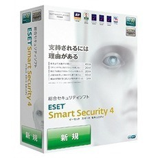 ESET Smart Security V4.0(PCソフト)