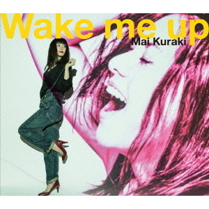 倉木麻衣/DVD Single 「Wake me up」 <初回限定盤>