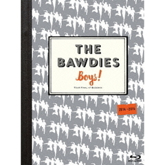 THE BAWDIES/「Boys!」TOUR 2014-2015 -FINAL- at 日本武道館(ビクターロック祭り2016キャンペーン限定特典:応募ハガキ)(Blu-ray Disc)