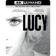 LUCY/ルーシー <4K ULTRA HD + Blu-rayセット>(Blu-ray Disc)