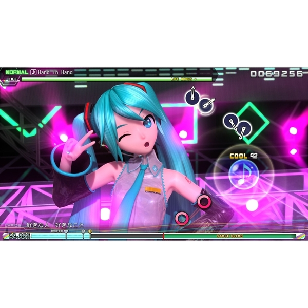 PS4 初音ミク Project DIVA Future Tone DX
