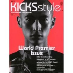 Kicks style Vol.3 World premier issue