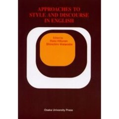 Approaches to style and discourse in English