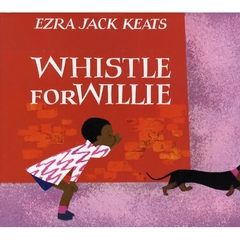 【洋書】Whistle for Willie