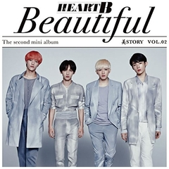 HEARTB/2ND MINI ALBUM : BI STORY(輸入盤)