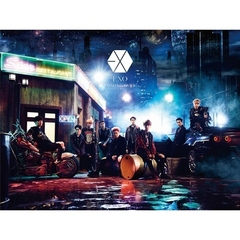 EXO/Coming Over(初回盤/CD+DVD)