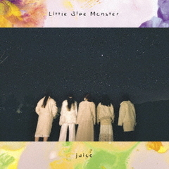 Little Glee Monster/juice(期間生産限定盤/CD)