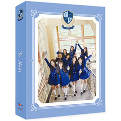 FORMIS_9/1ST MINI ALBUM : TO HEART (BLUE VER.)(輸入盤)