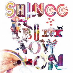 SHINee/SHINee THE BEST FROM NOW ON(通常盤/CD)(外付特典:「SHINee THE BEST FROM NOW ON」オリジナル ポスター(B2サイズ)付き)
