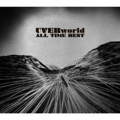 UVERworld/ALL TIME BEST(初回生産限定盤/3CD+DVD)
