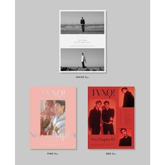 東方神起/NEW CHAPTER #2 : THE TRUTH OF LOVE (15TH ANNIVERSARY SPECIAL ALBUM)(初回限定外付特典:ポスター)(輸入盤)