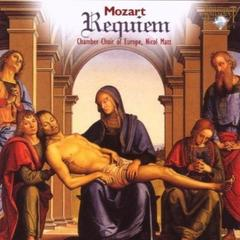 NICOL MATT/MOZART : REQUIEM(輸入盤)