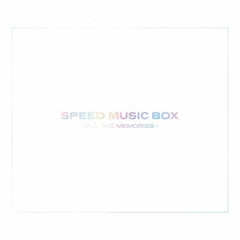 SPEED/SPEED MUSIC BOX - ALL THE MEMORIES -(初回生産限定盤/8CD+2Blu-ray Audio+Blu-ray Disc)