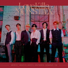 MONSTA X/Love Killa -Japanese ver.-(通常盤/CD)