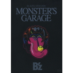 "B'z/B'z LIVE-GYM 2006 ""MONSTER'S GARAGE""(DVD)"